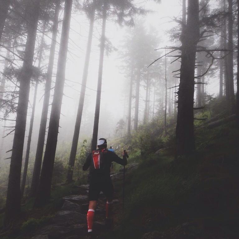Ultra Trail Lamer Winkel